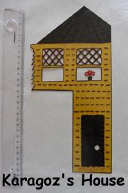 Karagoz's house