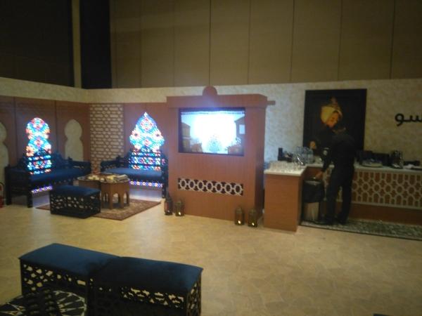 Karagoz Show in Jeddah