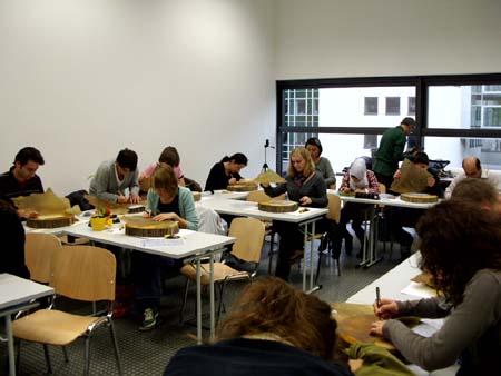 Rautenstrauch-Joest-Museum puppet making workshop